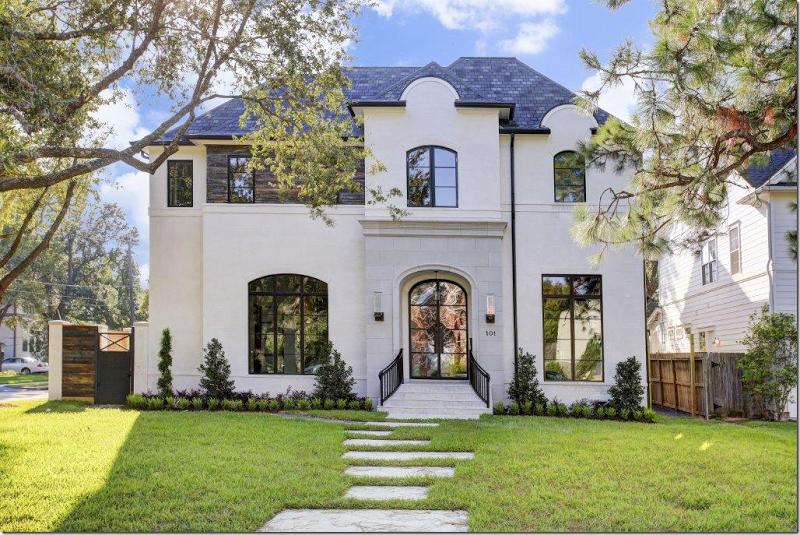 White Stucco Homes pindonna levi on exteriors | pinterest | cote de texas