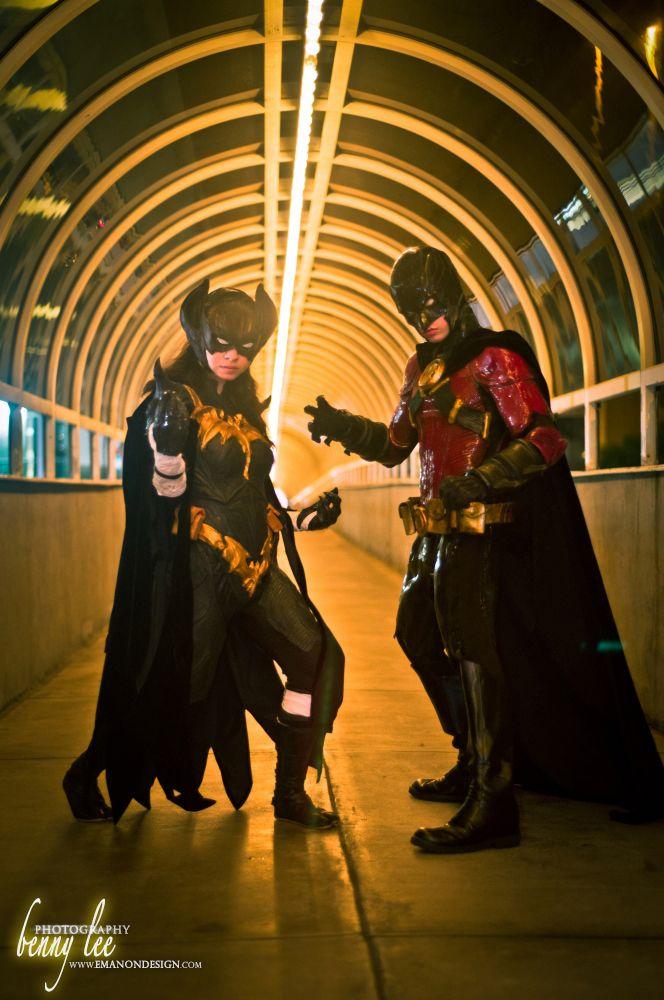 #Cosplay - #Batgirl u0026 Red #Robin & Cosplay - #Batgirl u0026 Red #Robin | Red Robin - Cosplay Bats ...