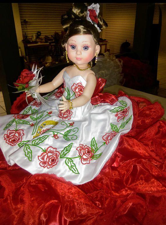 cf6635e6dcc My Last Doll. Mi última muñeca. Last doll for quinceanera