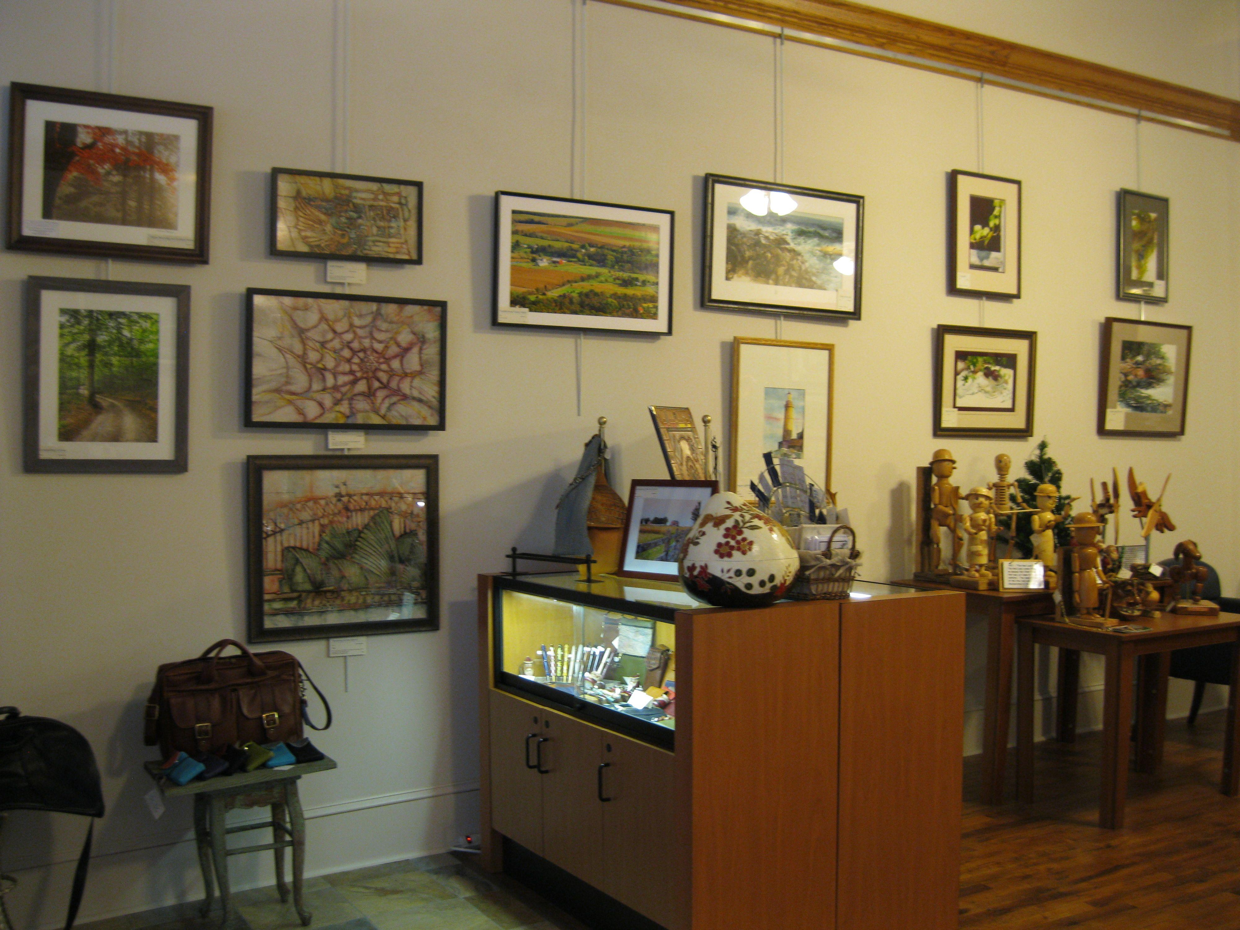 American Artisan Gallery, Inc. In Carlisle, PA: 35 N. Hanover Street