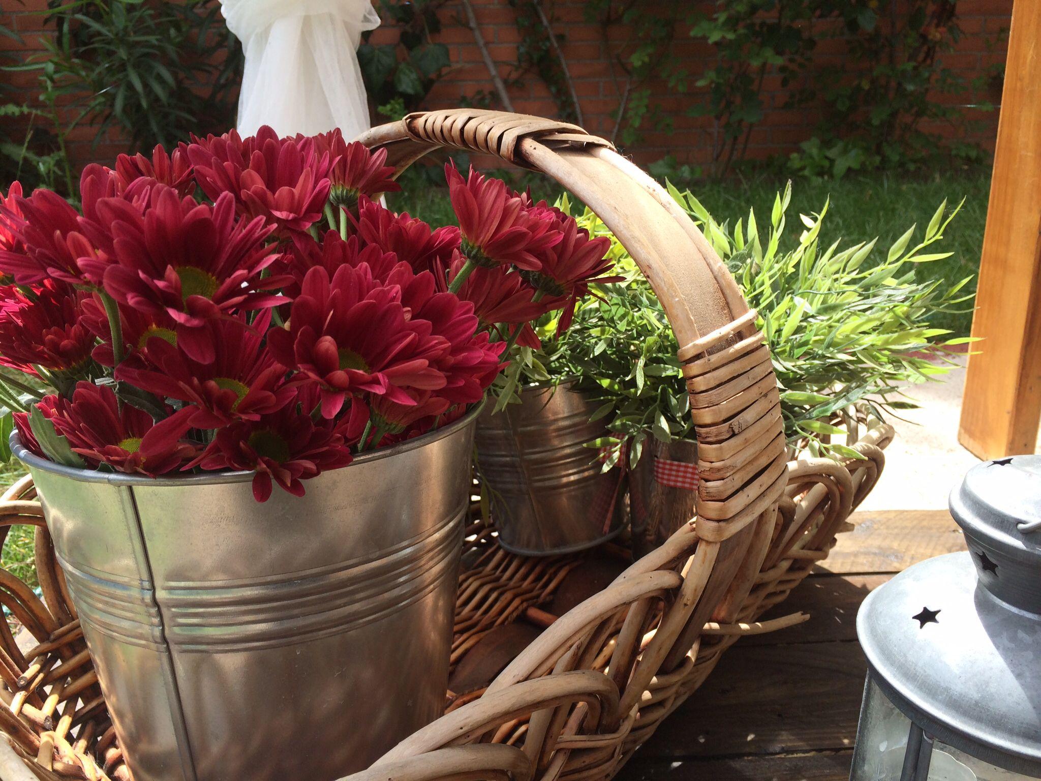 Arreglos para la decoracion del jardin de verano