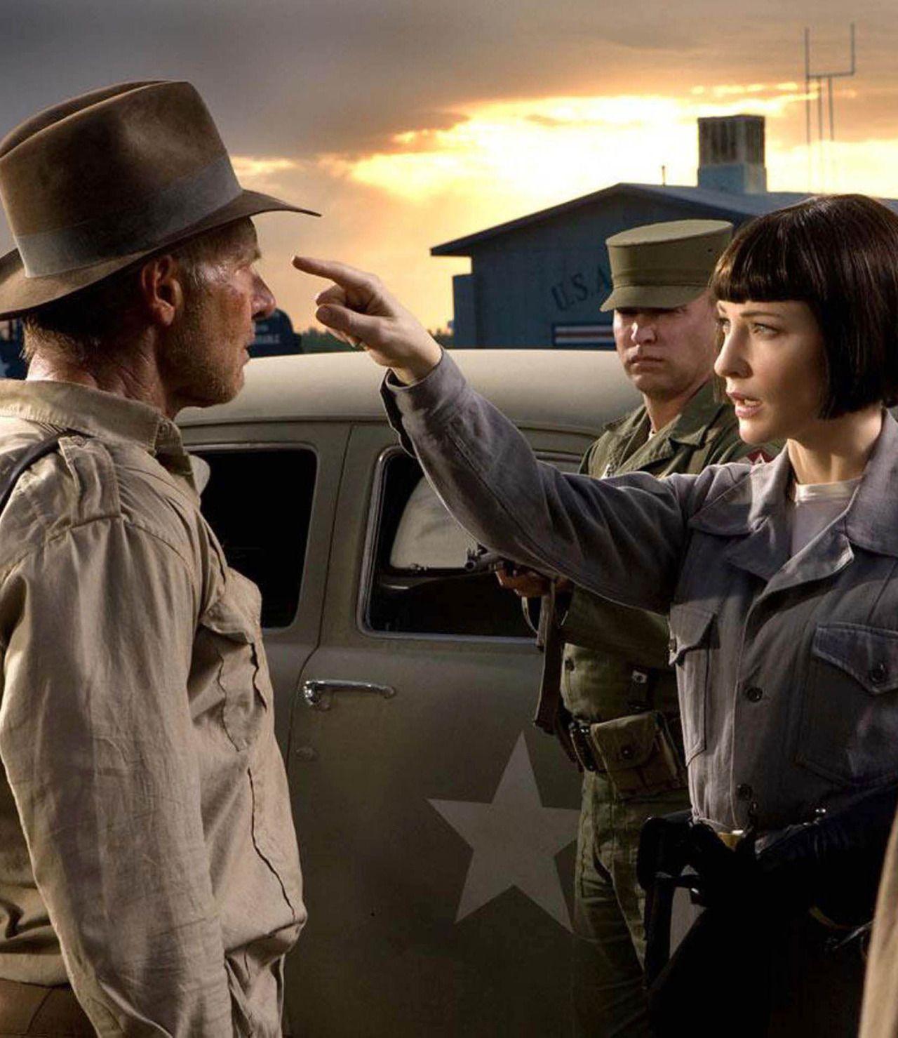 Sala66 Teschio Di Cristallo Harrison Ford Indiana Jones