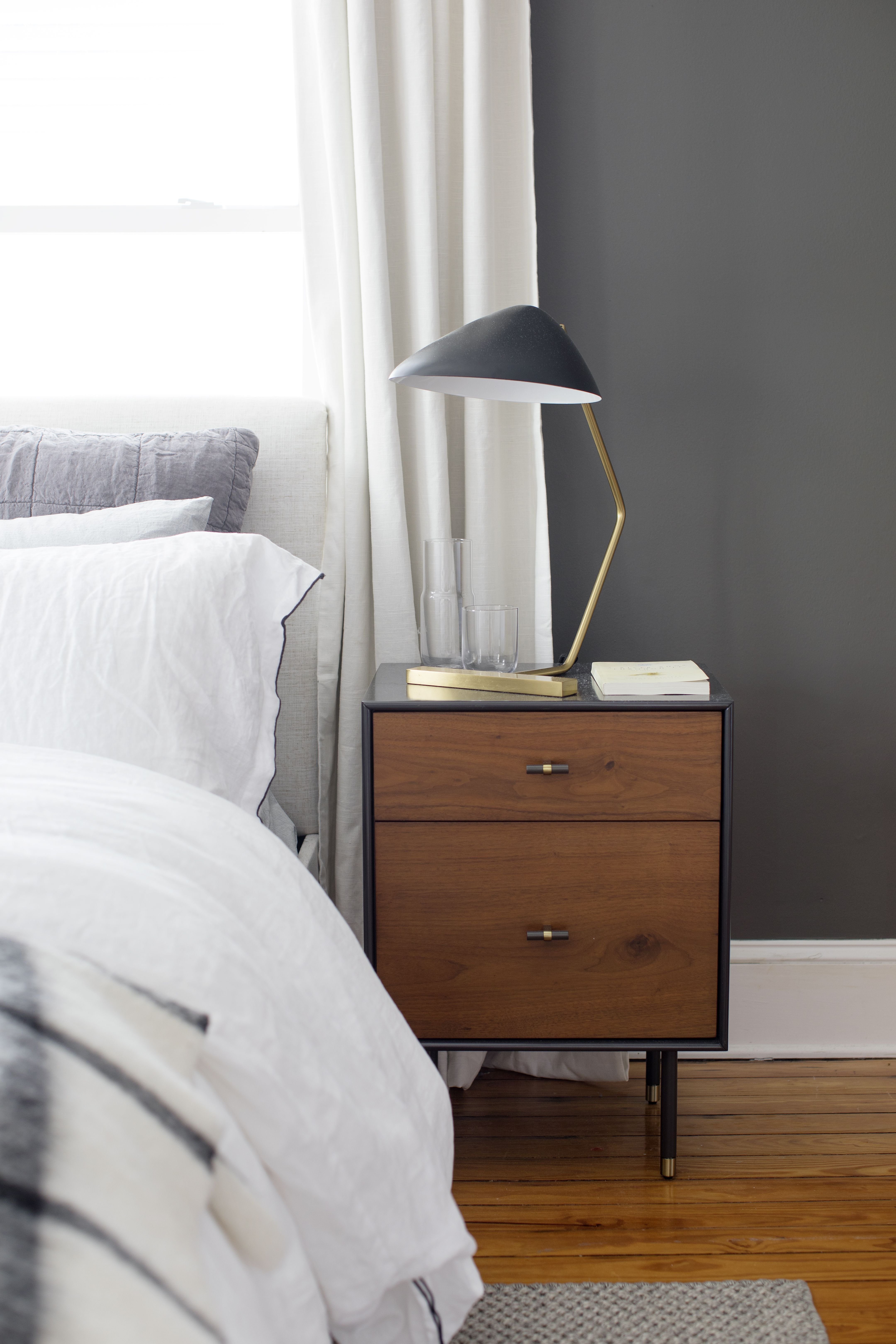 Myparachutehome Makeover Shep Rose S Bedroom Mid Century Modern