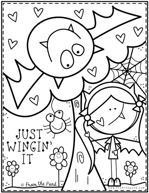 Coloring Club From The Pond Halloween Coloring Pages Fall Coloring Pages Halloween Coloring