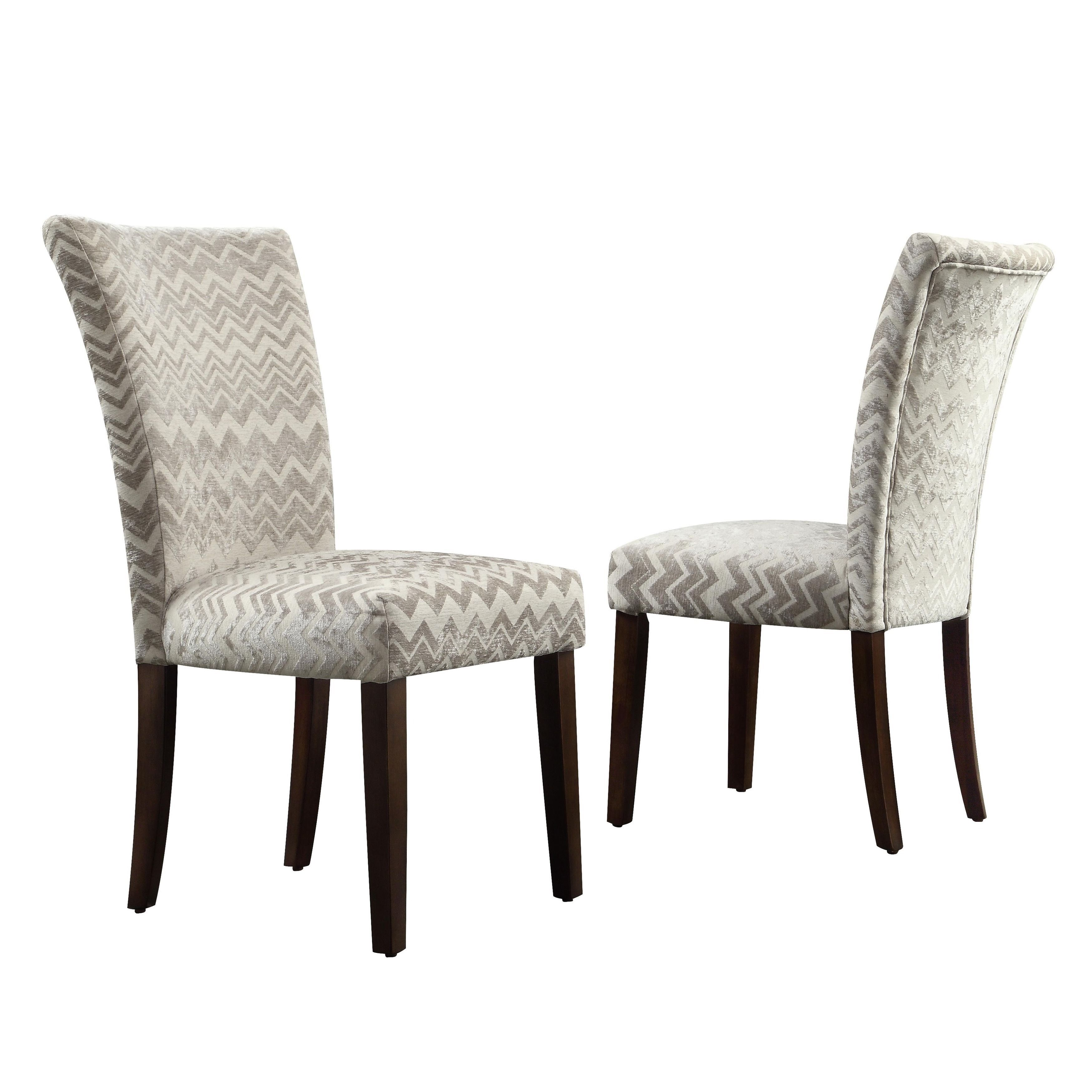 INSPIRE Q Catherine Print Parsons Dining Side Chair (Set of 2) | Overstock.