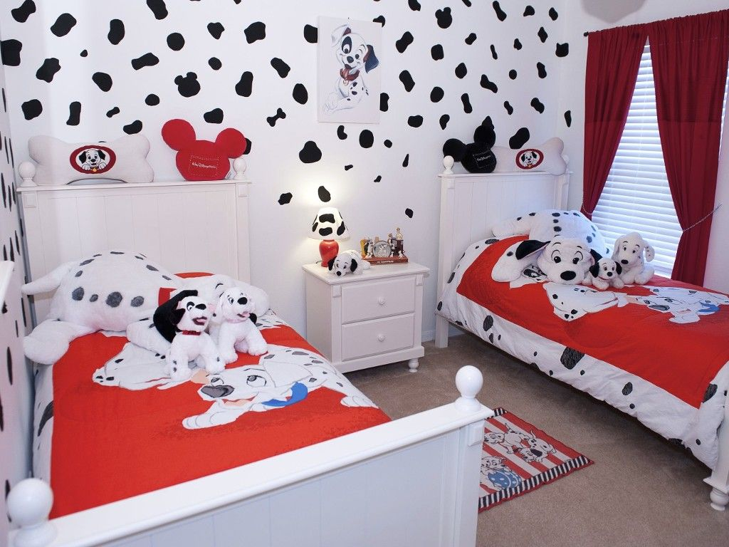 The Dalmatian Room Bedroom Ideas Boys Bedroom