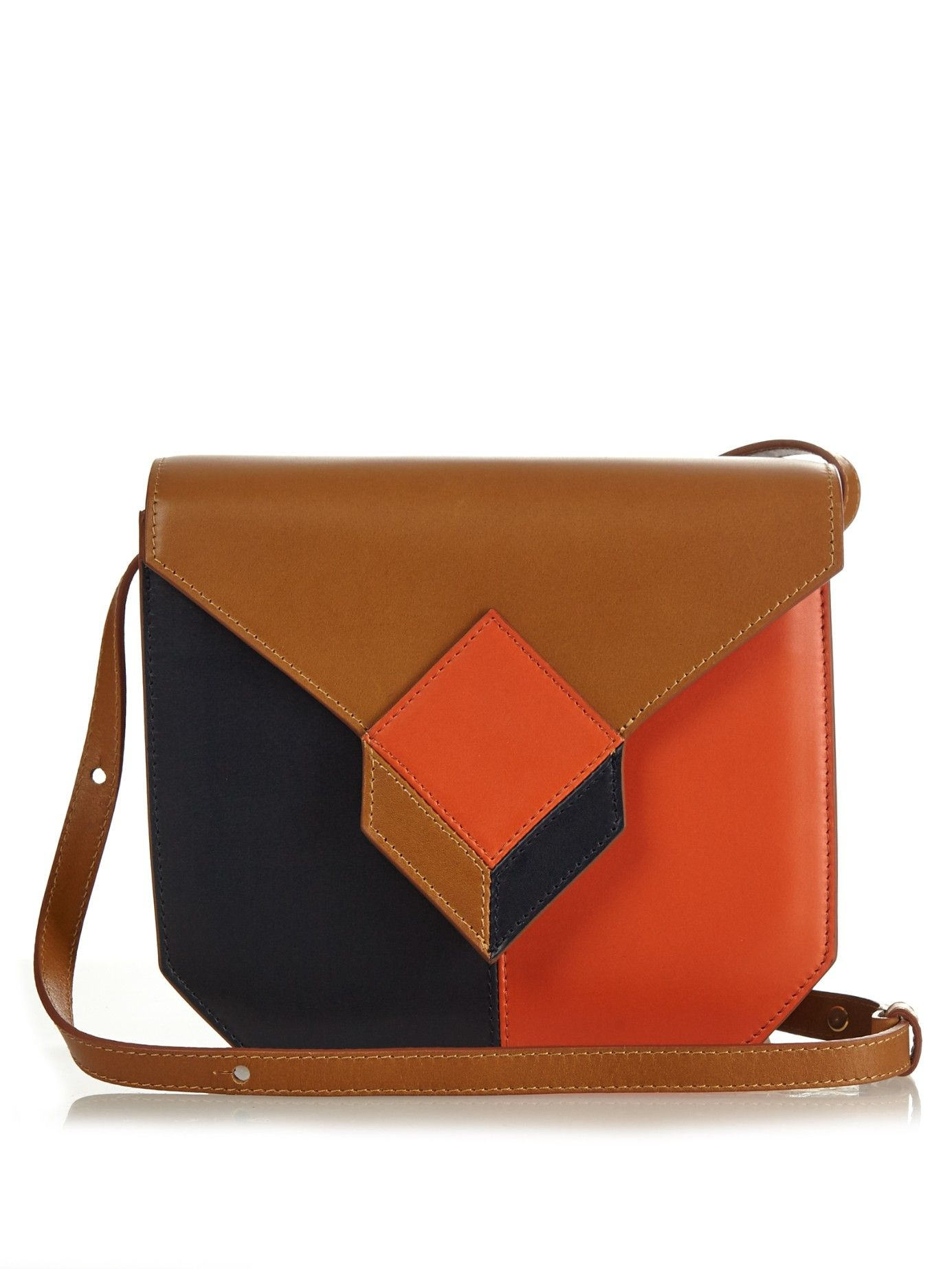 Prism Quilted crossbody bag Pierre Hardy RMm9f