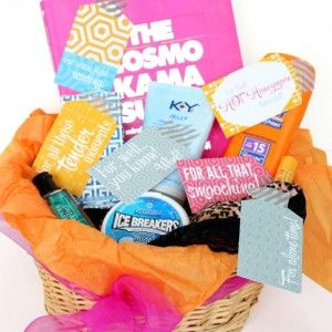 The honeymoon basket all newlyweds need intimacy tips ideas the honeymoon basket all newlyweds need sciox Choice Image