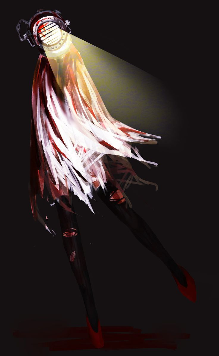 "Shade, also known as the Light Woman, is a major antagonist in The Assignment and The Consequence extra storylines for The Evil Within. It acts as the counterpart to The Keeper in The Evil Within, relentlessly pursuing Juli Kidman throughout the story. It seems the creature is also searching for Leslie, as it constantly mutters ""Leslie"" when it is in the area. Shade is a tall figure with long, slender female legs and red high heels. It has a spotlight for a head which it uses to search…"