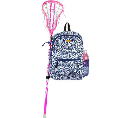 Big Draw Back To School Backpack Lacrosse Backpacks Lacrosse Preppy Gifts