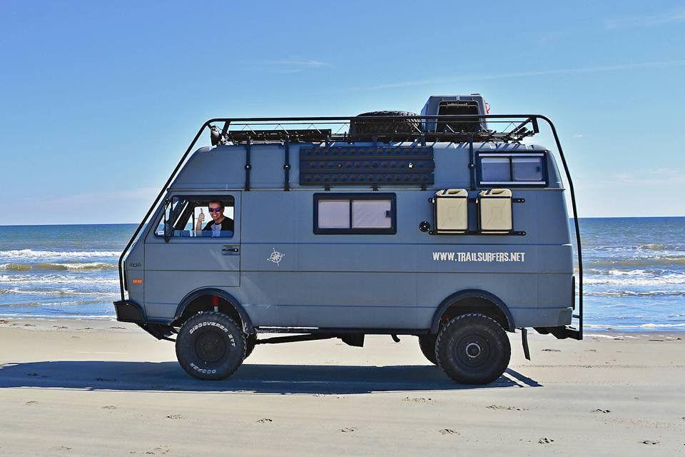 volkswagen lt40 4x4 camper vehicle ideas 4x4 camper volkswagen