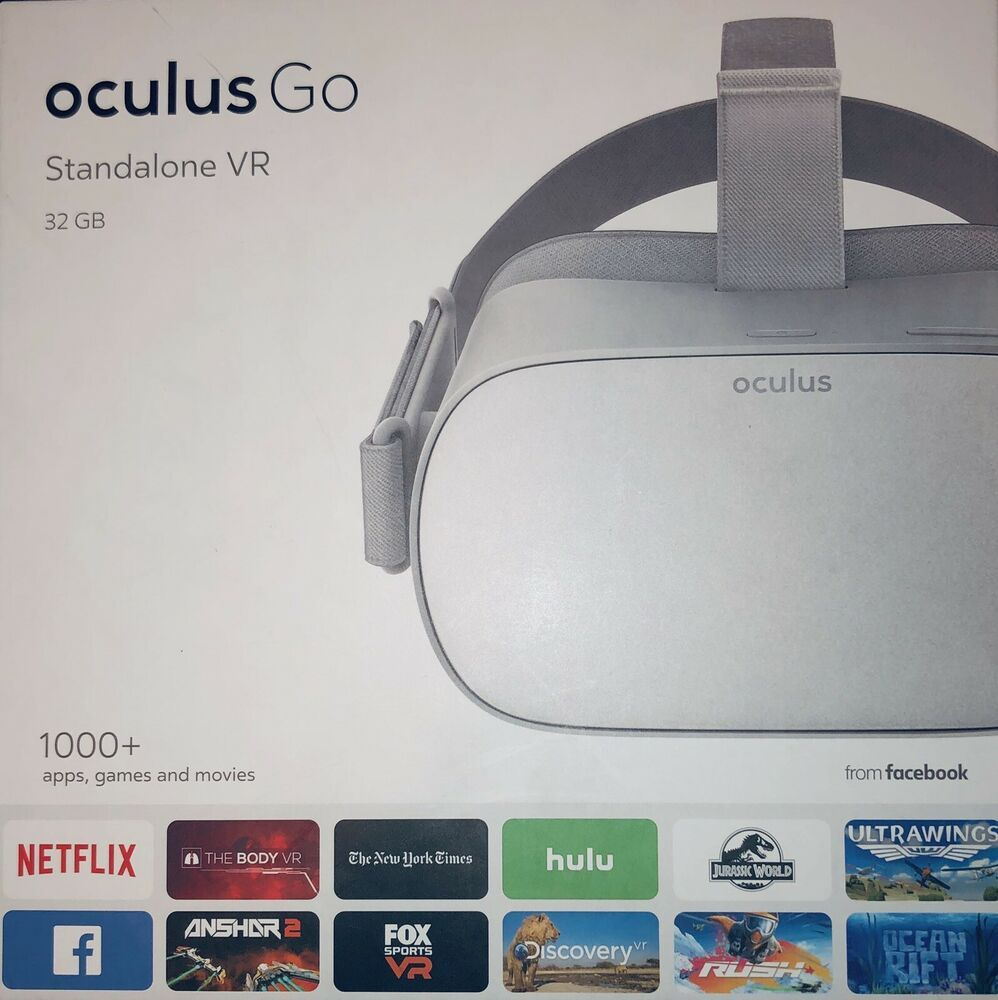 Details about Oculus Go 32GB VR Headset in 2019 | Shopping