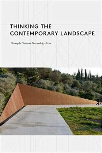 On the heels of our groundbreaking books in landscape architecture, James Corner's Recovering Landscape and Charles Waldheim's Landscape Urbanism Reader, comes another essential reader, Thinking the Contemporary Landscape. Examining our shifting perceptions of nature and place in the context of environmental challenges and how these affect urbanism and architecture, the seventeen essayists in Thinking the Contemporary Landscape argue for an all-encompassing view of landscape that integrates the