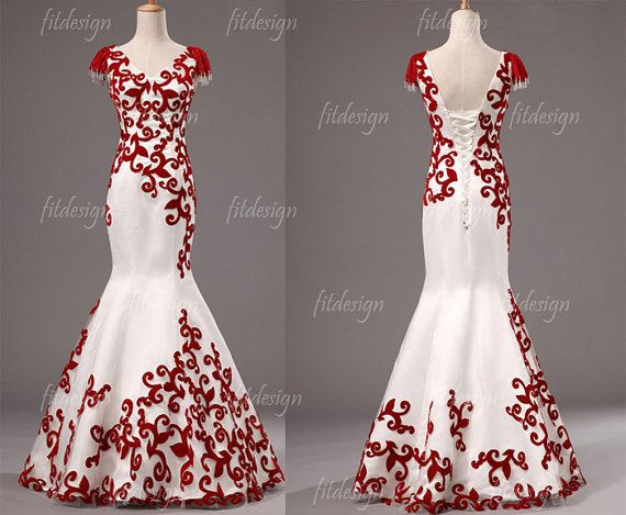 long+prom+dress+lace+prom+dress+mermaid+prom+dress+by+fitdesign,+$ ...
