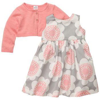 c5dcca51d 3-Piece Cardigan Dress Set 3m Carter's | Baby Clothes 0-3 Months ...