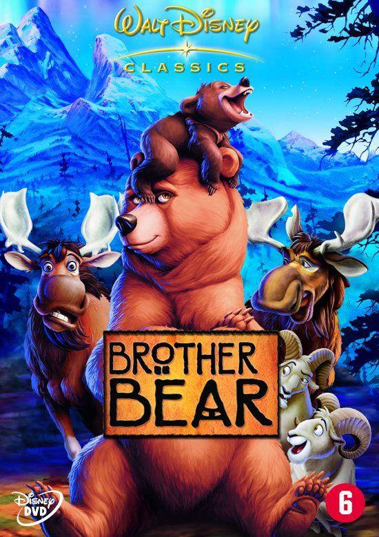 Bol Com Brother Bear Peliculas Animadas De Disney Peliculas Infantiles De Disney Carteles De Peliculas De Disney