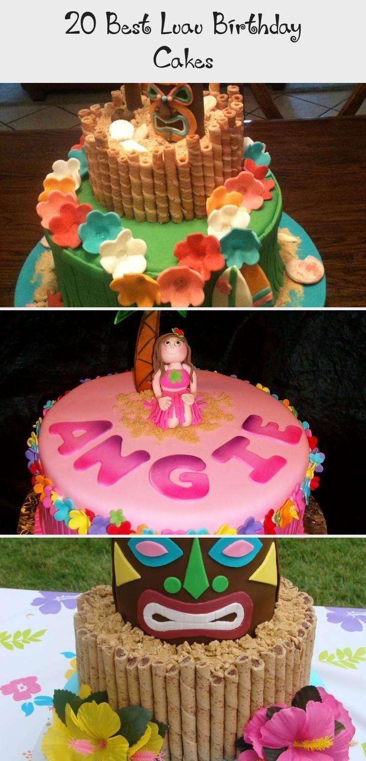Photo of luau Geburtstagstorte.20 Beste Luau Geburtstagstorten #PinataKuchenRegenbogen #P…