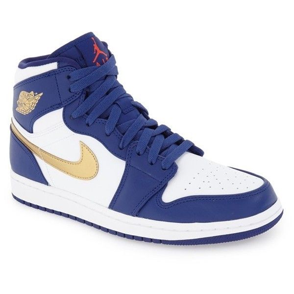 Men's Nike 'Air Jordan 1 Retro' High Top Sneaker ($140 ...