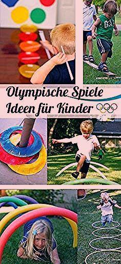 Photo of Party Ideen für die Olympischen Spiele • Minidrops