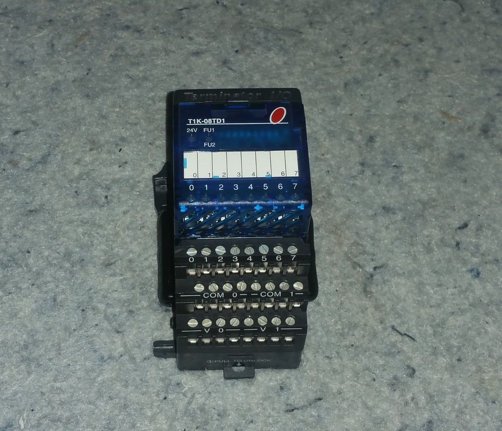 Details about Automation Direct T1k-08TD1 8PT 24VDC SINK