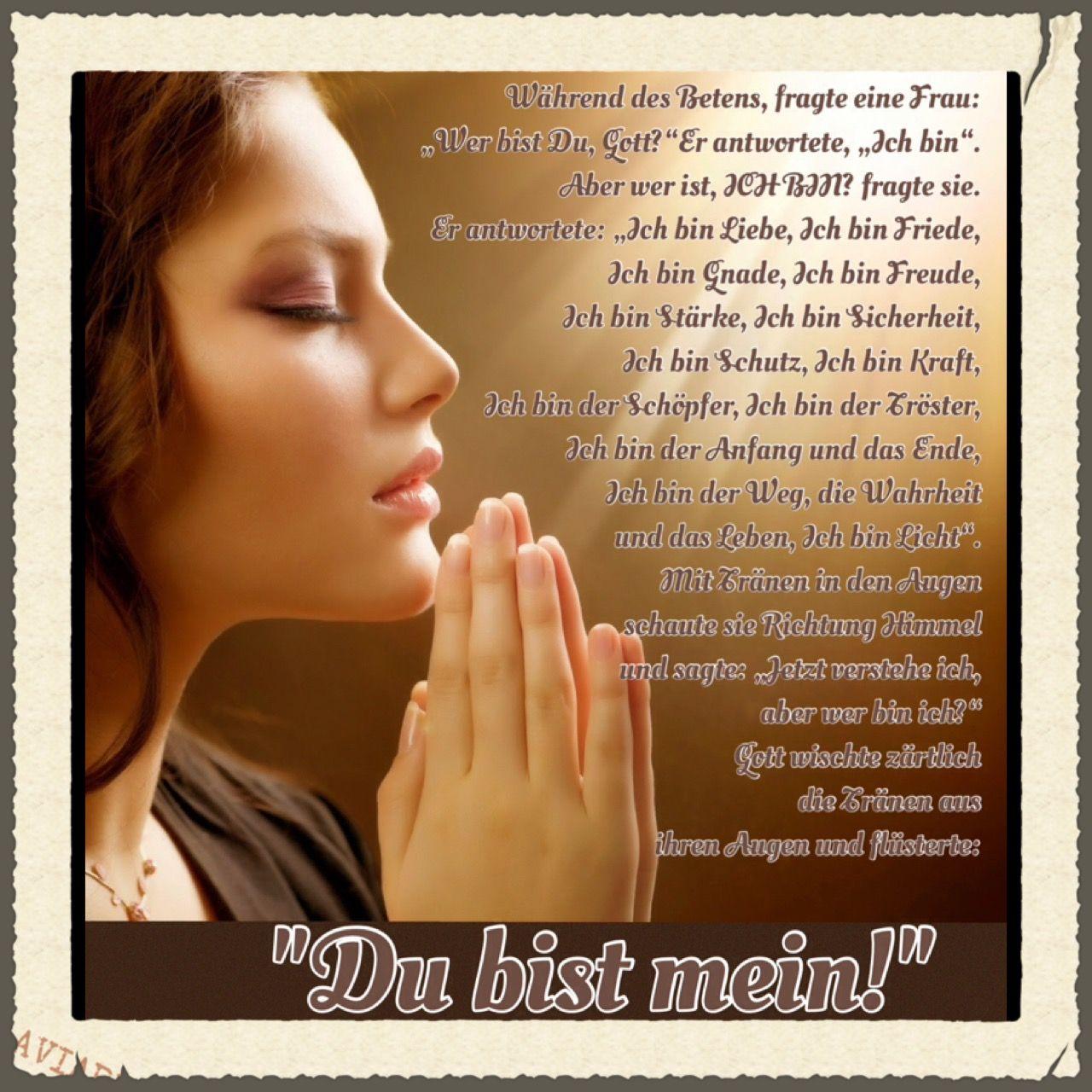Gebet Vertrauen