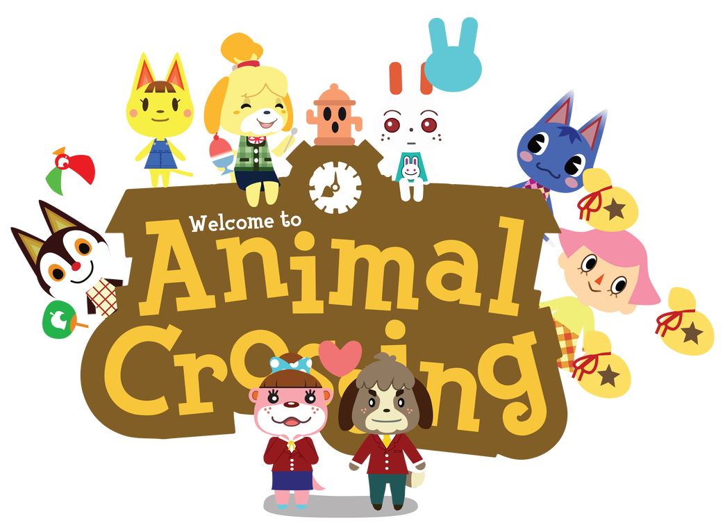 ANIMAL CROSSING LOGOS Google Search Animal crossing