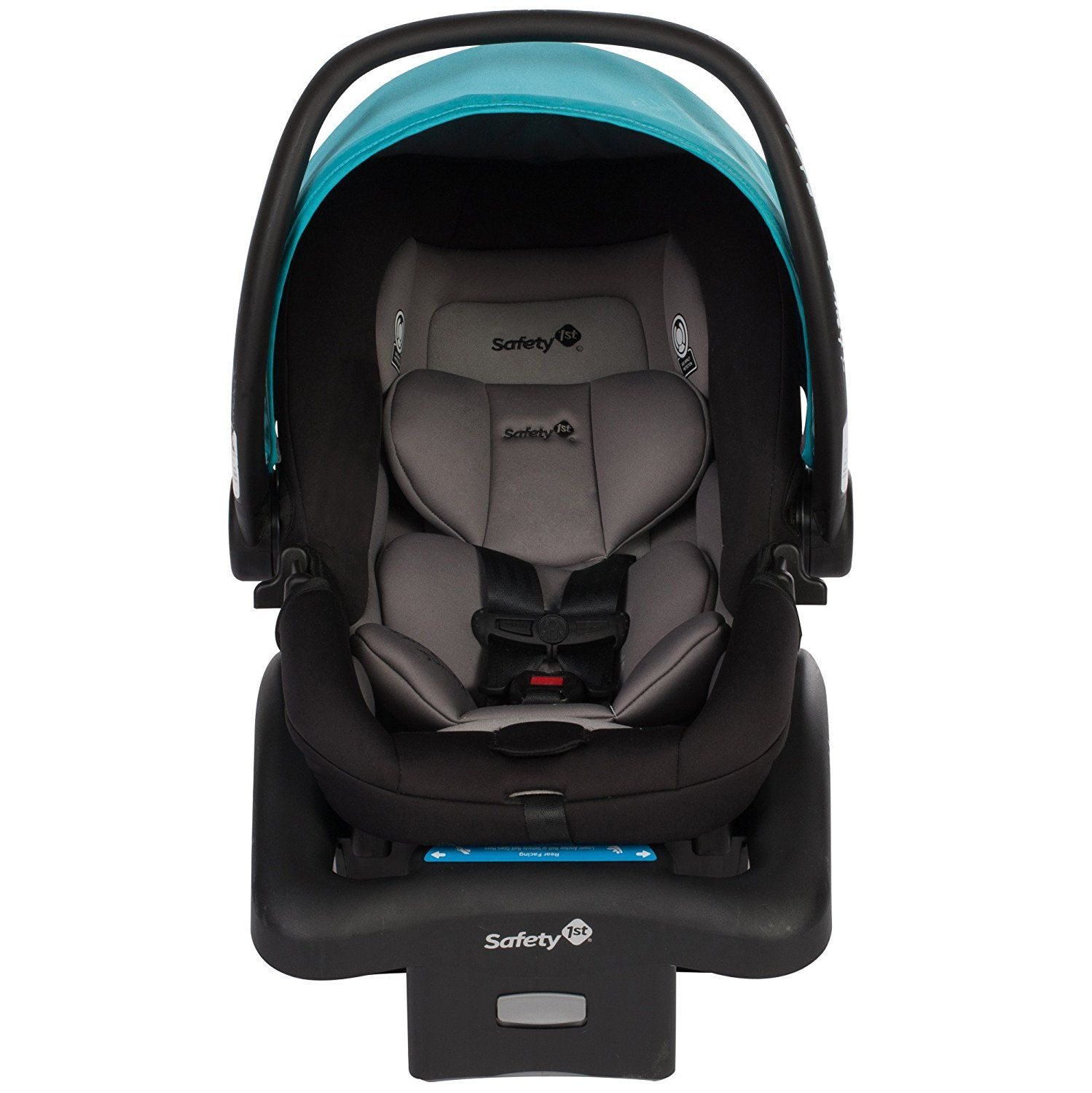 Amazon Safety 1st Smooth Ride Travel System With OnBoard 35 Infant Car Seat Lake Blue Baby