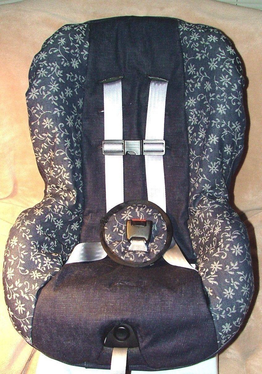 Toddler Car Seat Cover PDF Sewing PATTERN Tutorial 4