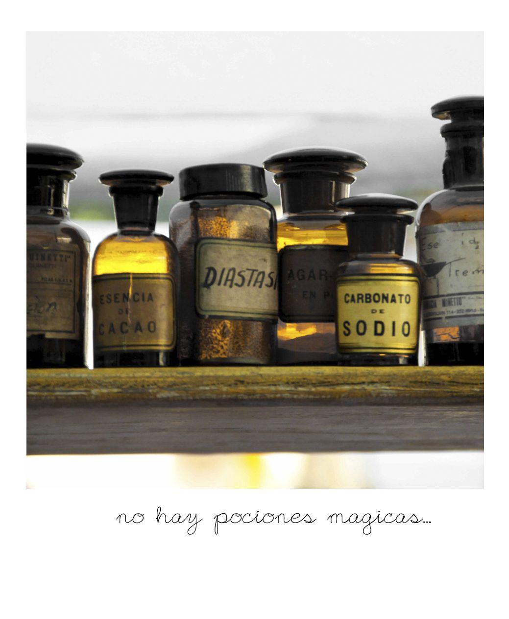 No hay recetas magicas