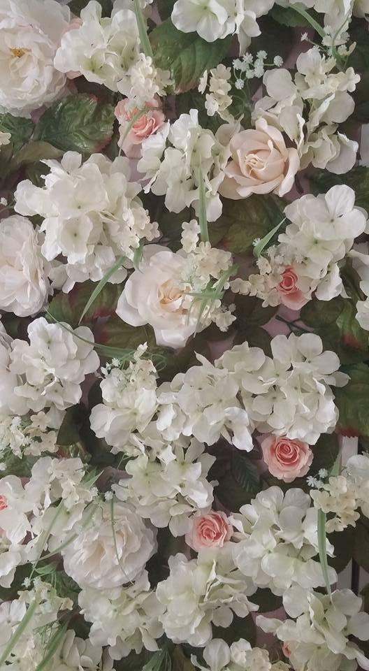 Kim kardashian style silk flower wall by mandibeeandcompany on kim kardashian style silk flower wall by mandibeeandcompany on etsy mightylinksfo