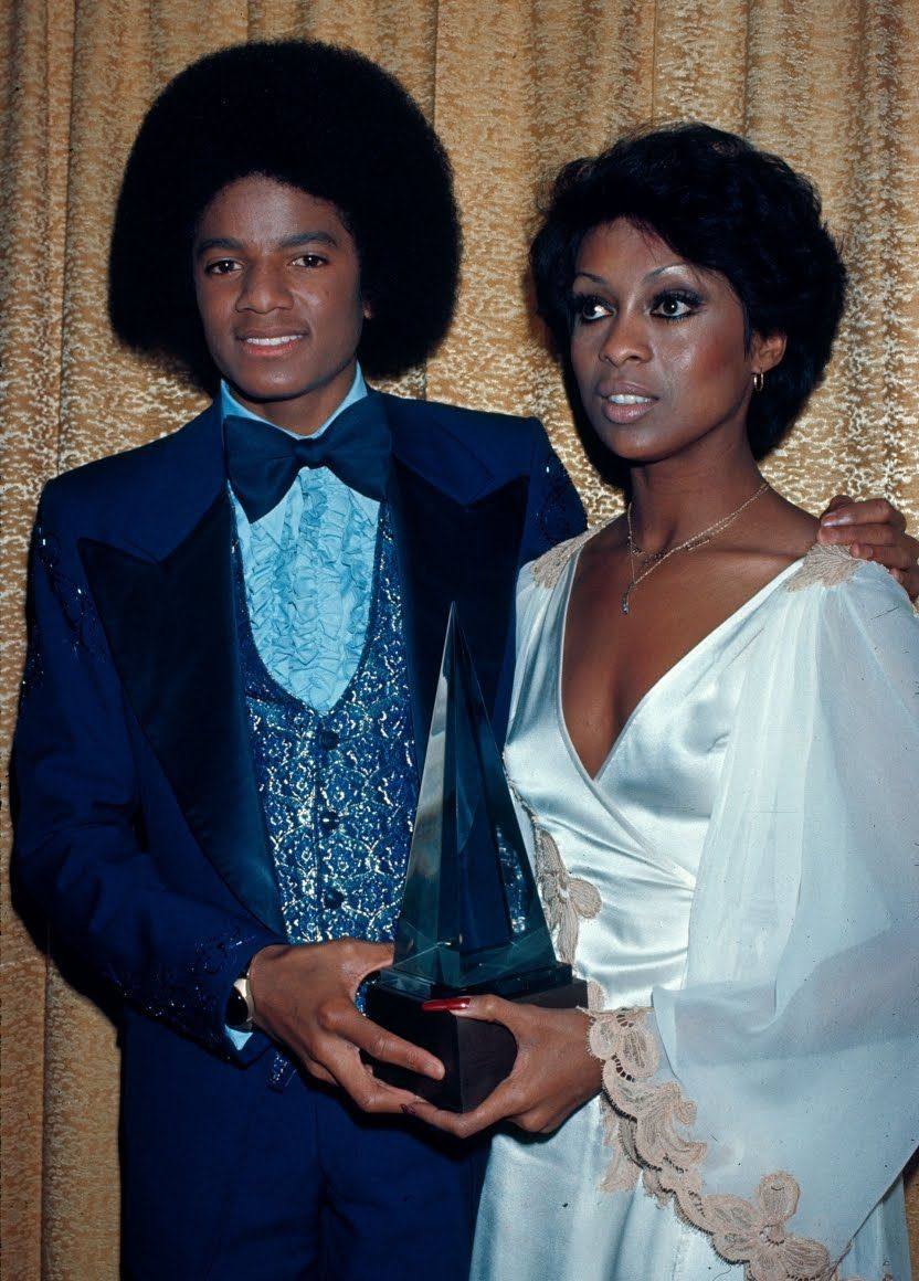 Images Of Lola Falana Delightful throwback: michael jackson with janet & lola falana @ american