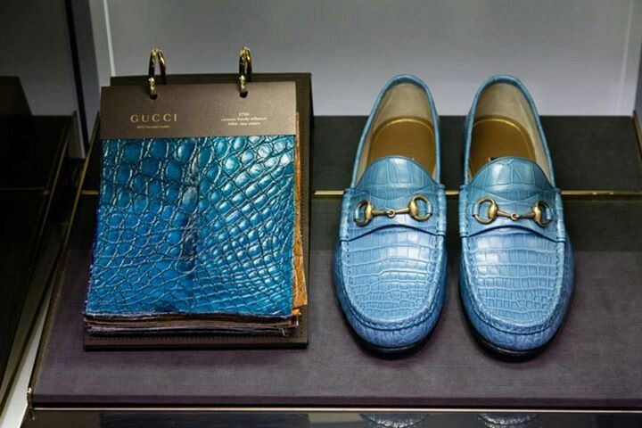 Love this color! Gucci!
