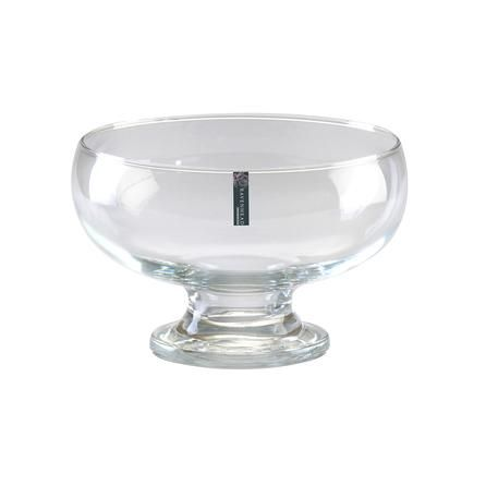 Footed Glass Bowl Glass Bowl Glass Flower Vases Bowl