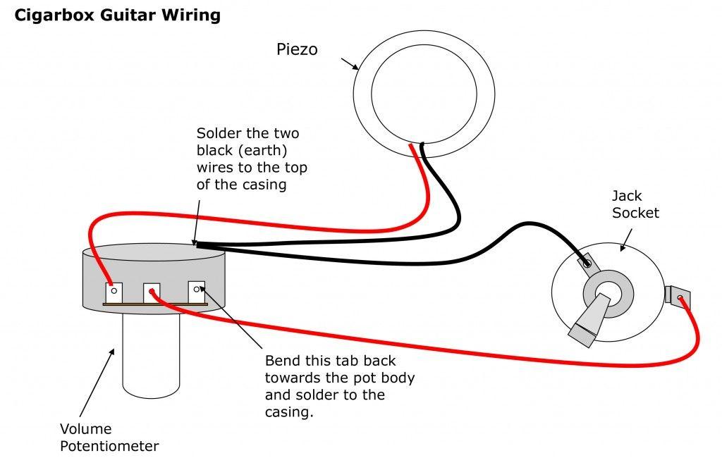 wiring harness ukulele