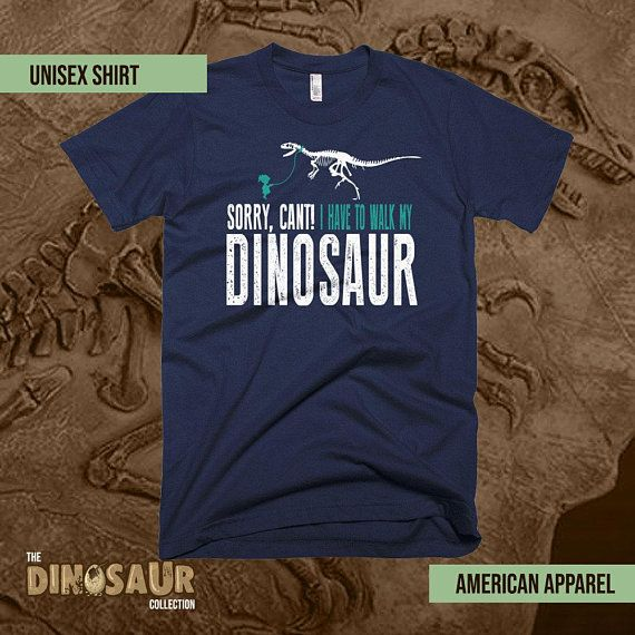 bc909de9774 Funny Dinosaur Shirt