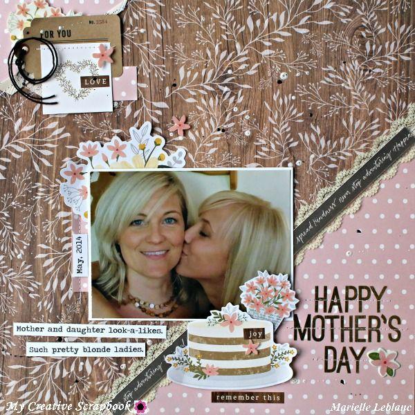 Happy Mother's Day - Scrapbook.com