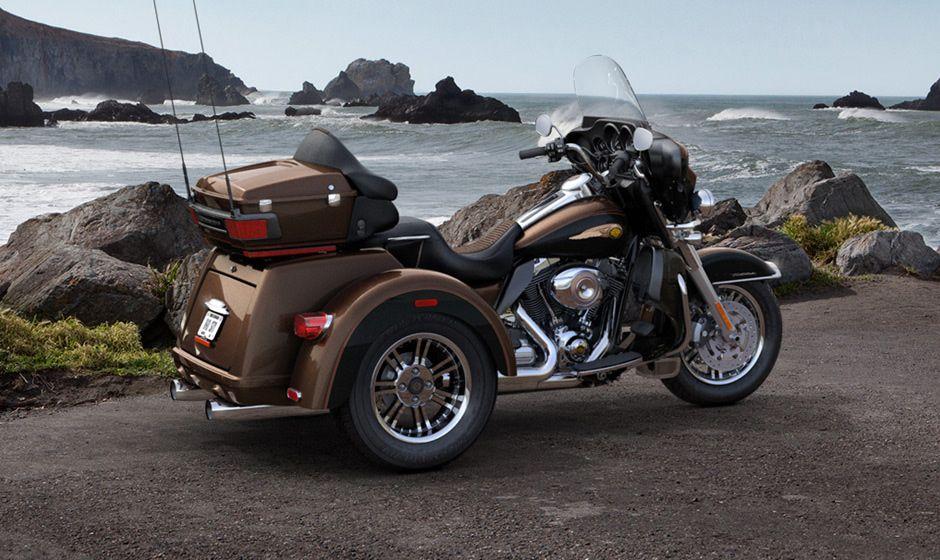 Harley Davidson Tri Glide Ultra Motorcycles For Sale In: 2013 Harley-Davidson Trike Tri Glide® Ultra Classic® 110th