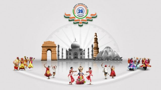 26 Jan 2017 68th Republic Day India Hd Images Wallpapers Pictures
