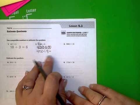 Go Math Unit 1 Lesson 5 3 Go Math Math Worksheets Grade 6 Math Worksheets
