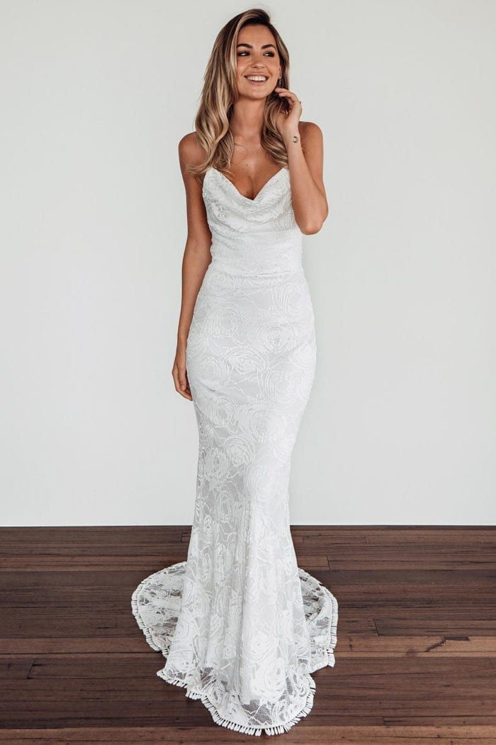 Honey Rose Gown | Lace Wedding Dress | Grace Loves Lace