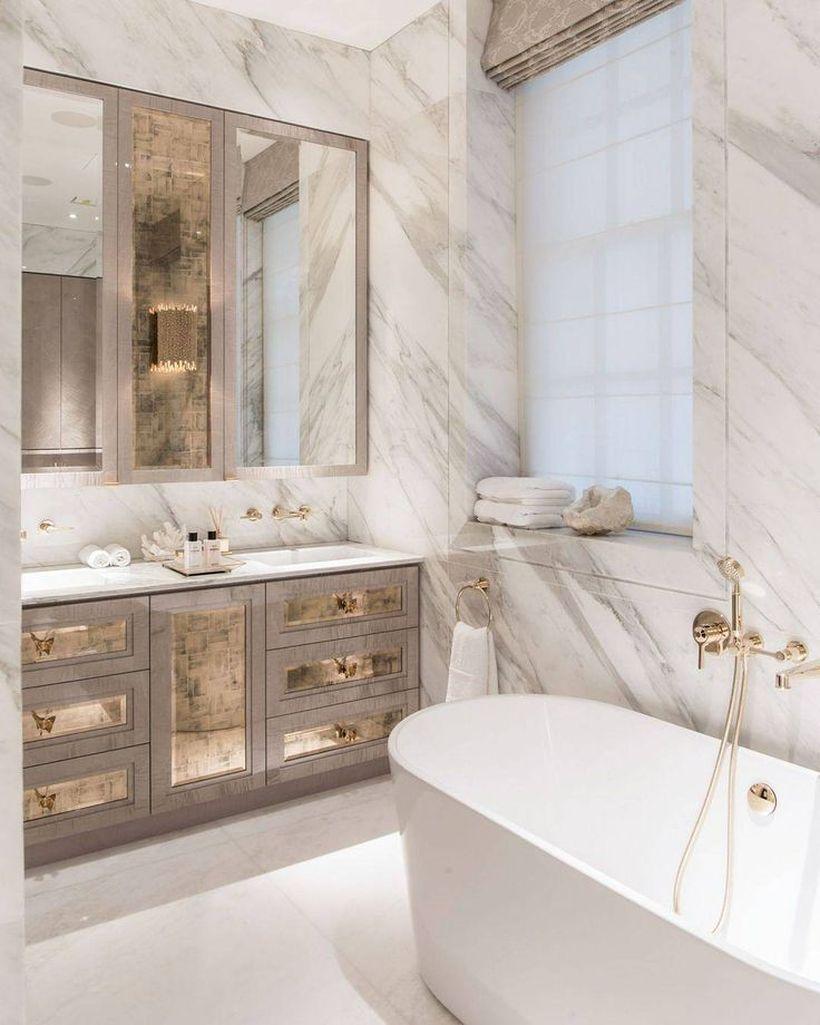 56 Elegante Weiße Badezimmerideen, Die Ihr Zuhause