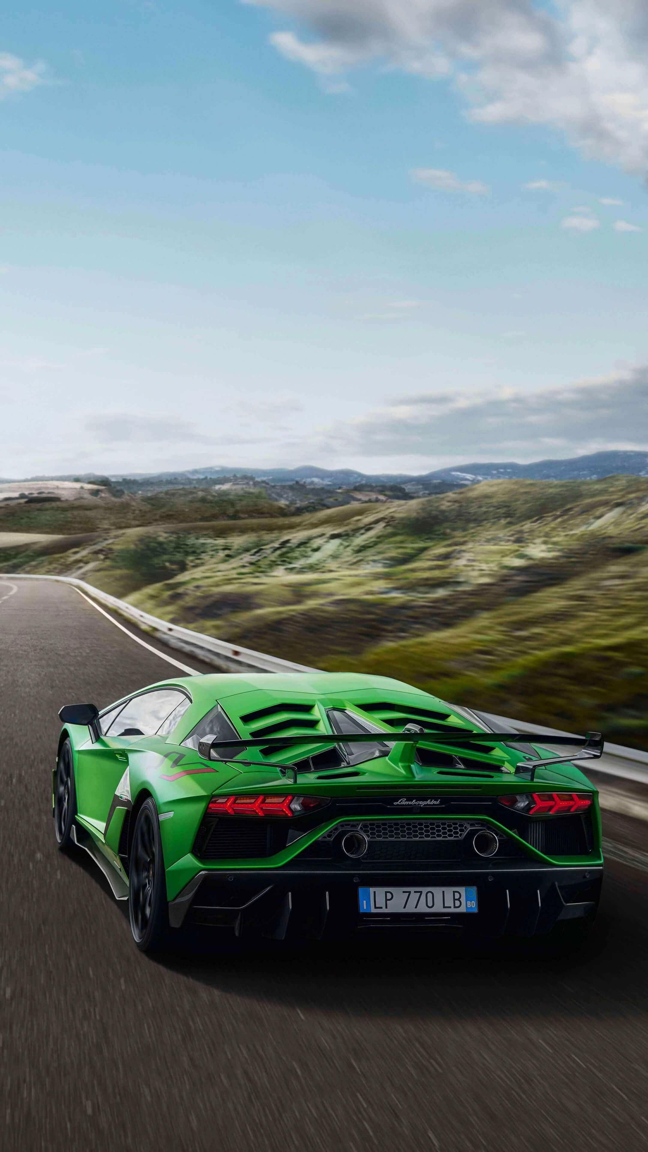 Lamborghini Aventador S Iphone Wallpaper Ferrari458 Lamborghini