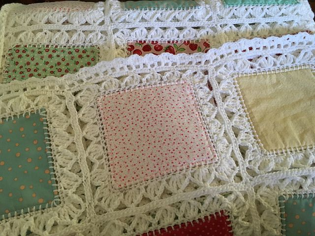 Ravelry: High Tea Fusion Quilt pattern by Tiffany Behmer | crochet ...
