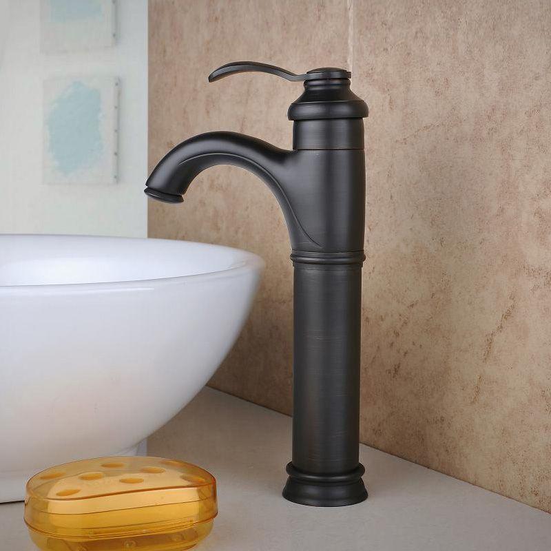 Waschtischarmatur Schwarz kaufen eu lager waschtischarmatur schwarz einhandmischer retro mit