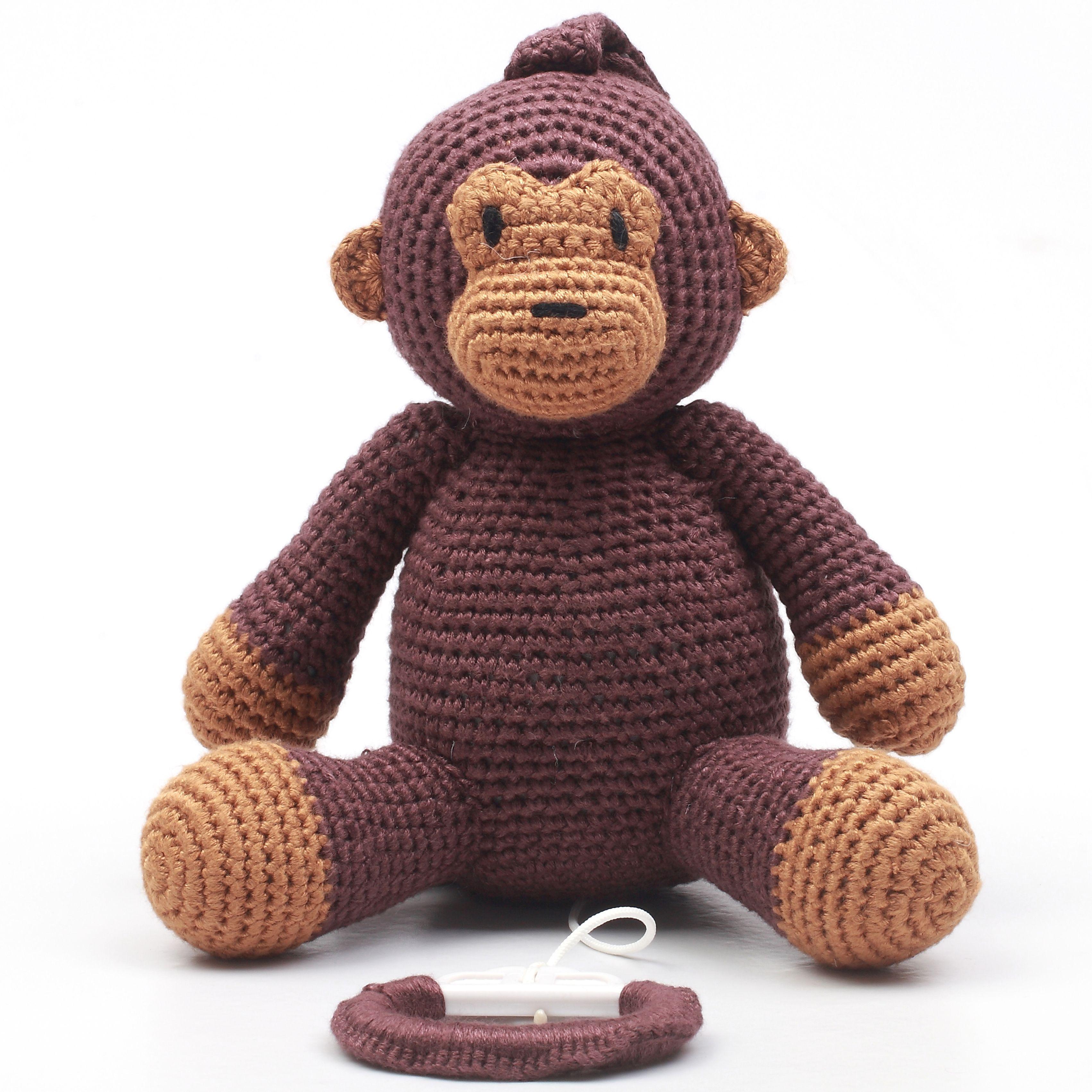 Spieluhr - Mr. Monkey - \