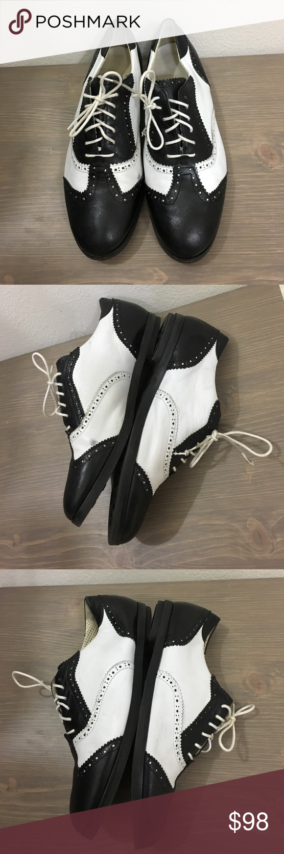 Brooks Brothers golf shoes size 6.5