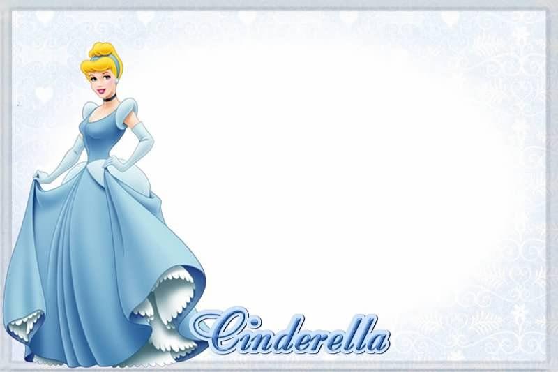 Disney Autograph Pages   Cinderella Printables   Autograph ...
