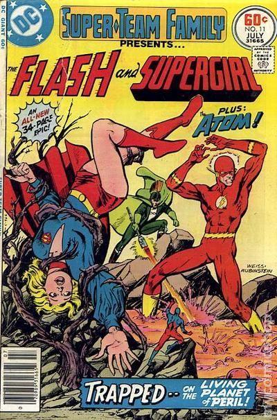 Super-Team Family (1975) 11