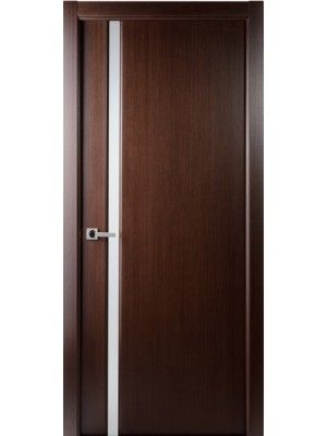 Modern Interior Single Door Italian Black Apricot with Frosted Glass, made  byArrazzini ,SKU: ...