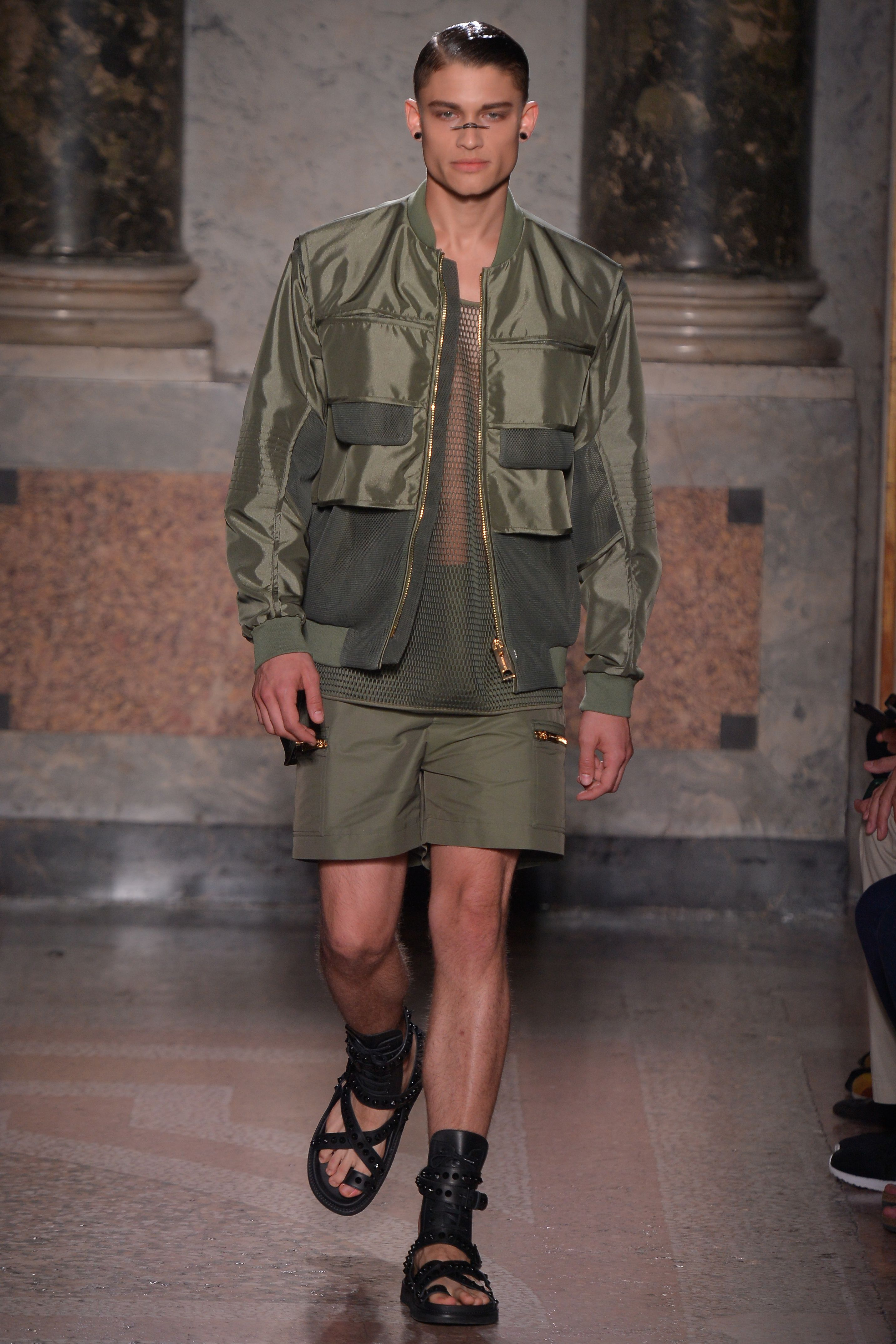 Les Hommes Verão 2017 | Milão Fashion Week